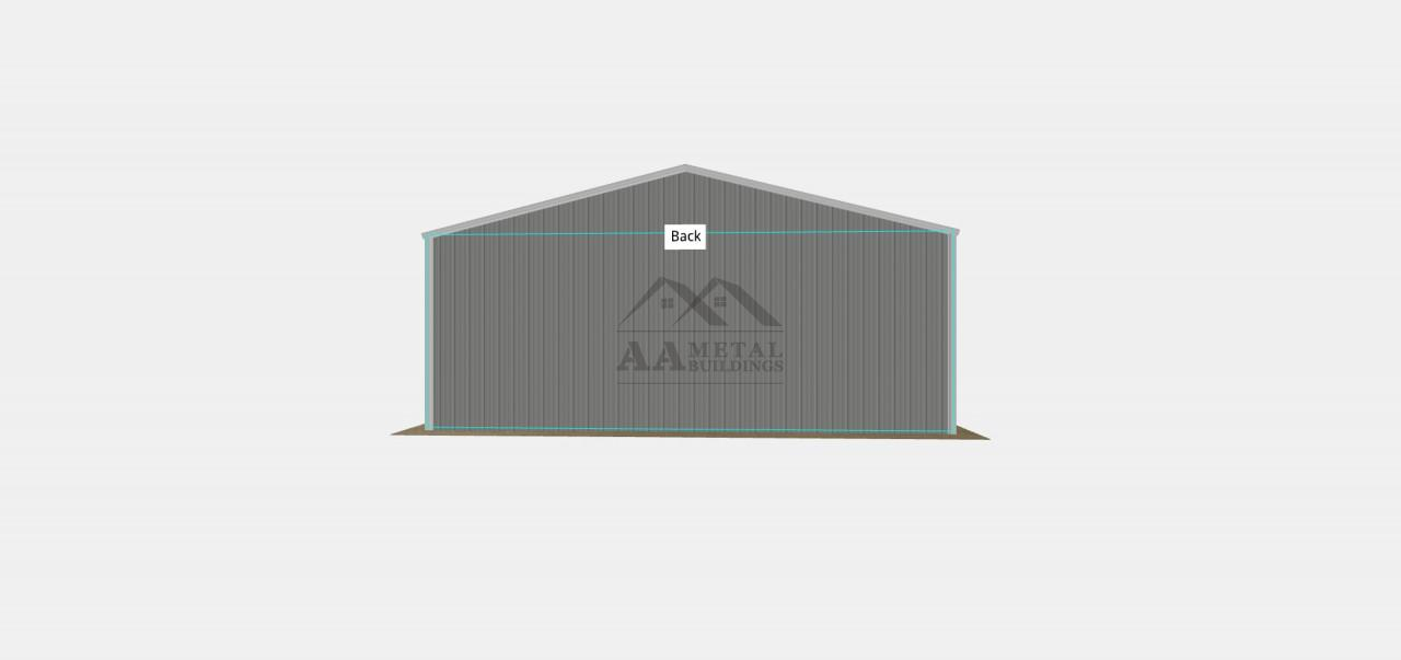 26x35 Double Garage