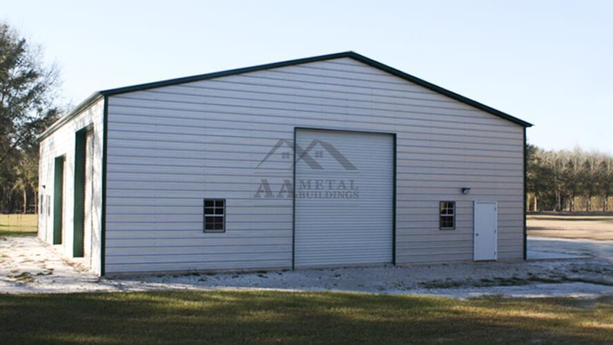 40x60 Commercial Metal Building